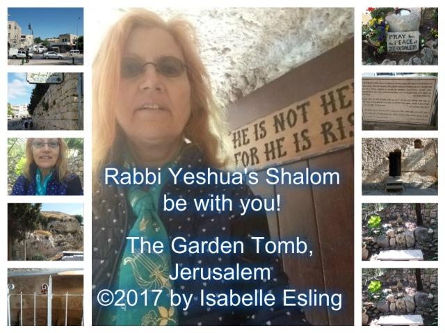 Garden tomb 2017